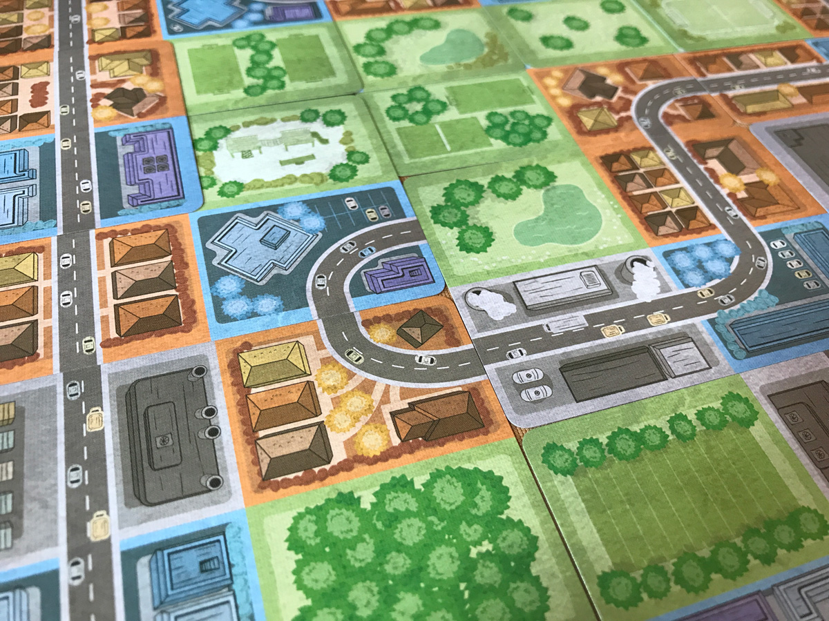 Trying to Get a Cohesive Plan Going in Sprawlopolis