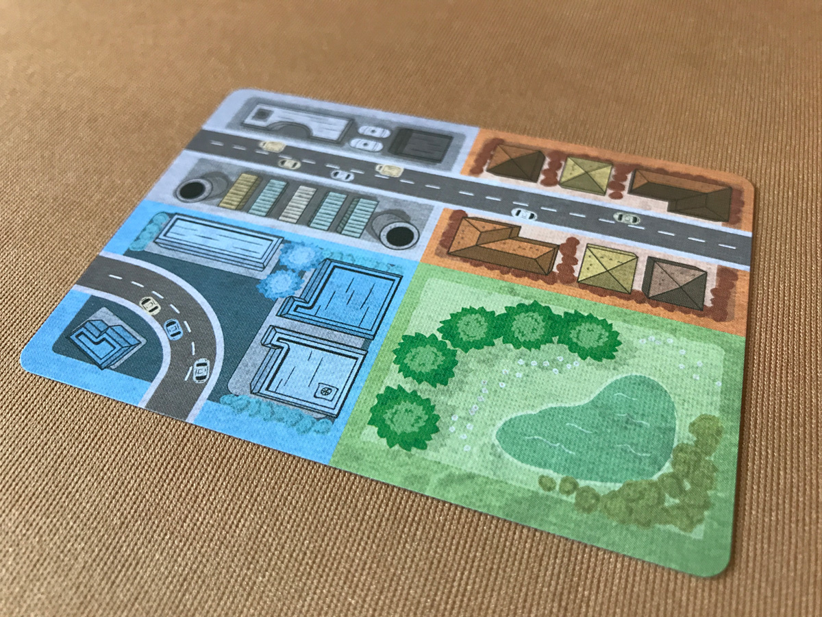 In the Tiny Districts and Streets of Sprawlopolis