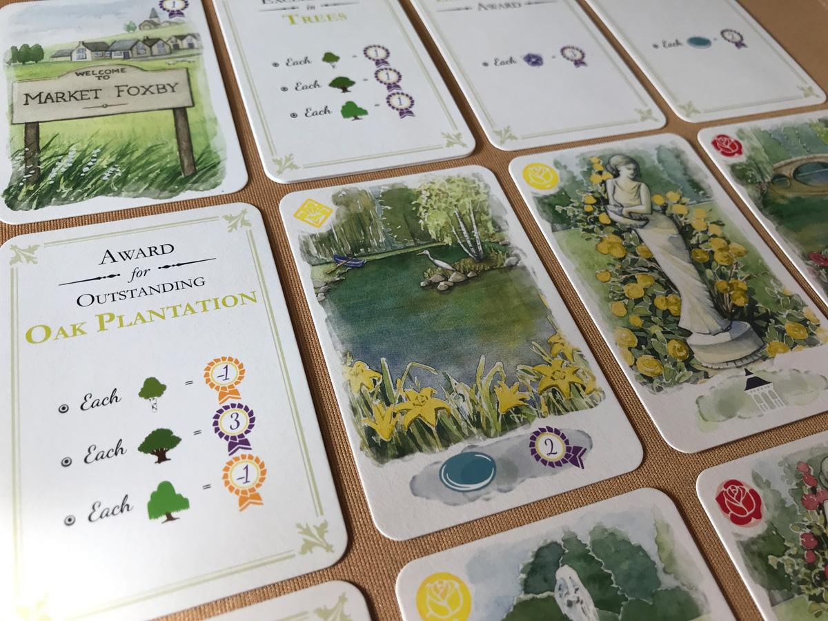 Making Plans for Plenty of Tree Awards in Village Green